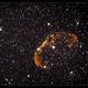 NGC 6888 nébuleuse du croissant,                                Frédéric THONI