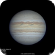 Jupiter 28/07/2019 on good seeing,                                Javier_Fuertes