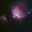 Orion Nebula ,                                John Livermore