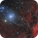 Mosaic of Outters 4 and SH2-129,                                Jonathan FERTIL