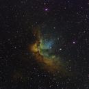 NGC 7380,                                Velvet