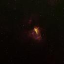 M17 Omega Nebula,                                Rob Simmons