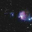 Nebulosa Orion ,                                Wilmari