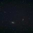 M81&82 +NGC 3077,                                Jan Borms