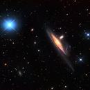 Haley's Coronet, or the Woomera Galaxy,                                Andrew Lockwood