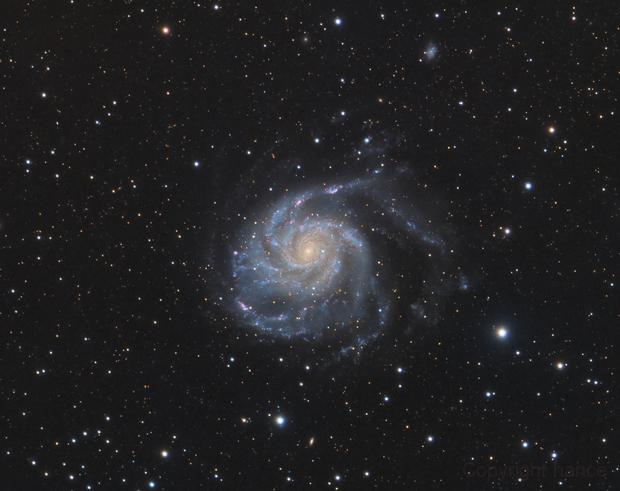 M101,                                Fan