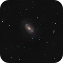 NGC 4725 and others - colour version,                                Maciej
