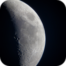A Corner of our Moon,                                HaydenAstro