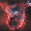 Heart Nebula,                                AdamJ