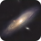 M31 Mosaic - Starless,                                Steve MacDonald