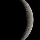 Moon Age 3.4 Days,                                Mason Chen