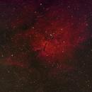 NGC6823,                                John Robinson
