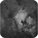 North-America and Pelican nebula, 20180927,                                Geert Vandenbulcke