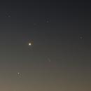 Venus at Hyades,                                Astro-Wene