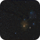 Antares nebulae,                                OrionRider