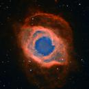 NGC 7293 - Helix nebula,                                Renan