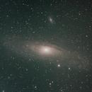 M31 - Andromeda Galaxy,                                Morsing