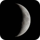 Four-Day-Old Moon,  June 25, 2020,                                AlenK