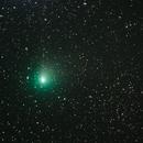 Comet Jacques (C/2014 E2),                                Tihomir Yosifov