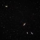 NGC 5907,                                Coenie