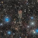 LBN 438 & Background Galaxies,                                Dave (Photon)