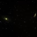M81 M82 avec Equinox 120 et Canon EOS 40D,                                Obiwan