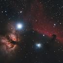 Horsehead Nebula,                                Rainer Halanek