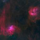 Ic 405 & Ic 410 starlessversion,                                Mario Zauner