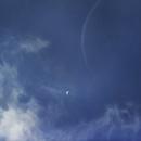 Moon and Venus,                                Gianluca Belgrado