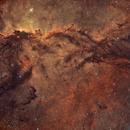 NGC6188 HOO,                                litobrit