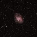 M1 Crab Nebula,                                Joe Niemeyer