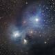 Corona Australis molecular cloud,                                  Kevin Parker