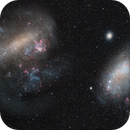 Magellanic clouds,                                litobrit