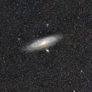 Galaxie d'Andromède M31,                                Stéphane GONZALEZ