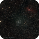 M52 and Bubble Nebula,                                Gardner D. Gerry