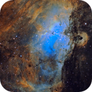 M16 FIRST PICTURE FROM OUR OBSERVATORY ARO IN PORTUGAL,                                TEAM_NEWASTRO