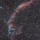 The Eastern Veil Nebula,                                Valentin JUNGBLUTH