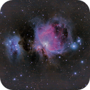Orion Nebula - M42,                                Siegfried