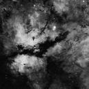 Butterfly Nebula,                                Seth