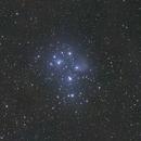 M45 (Pleiades),                                Ayrton Lopes
