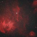 IC 2944 Running Chicken Nebula,                                Don Pearce
