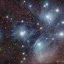 M45 - Pleiades,                                Francesco Battistella