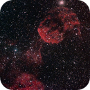 IC 433 Jellyfish nebula in HaRGB,                                Kristof Dabrowski