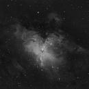 Eagle Nebula (M16) Ha,                                Radek Kaczorek