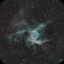NGC 2359 Thor's Helmet #1 (HOO),                                Molly Wakeling