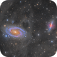 Bode's Galaxy and the Cigar Galaxy   M81 & M82,                                Connor Matherne