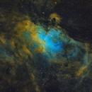 Messier 16 in SHO,                                Fabian Rodriguez...