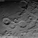 Theophilus, Cyrillus, Catharina and Fracastorius craters,                                Conrado Serodio