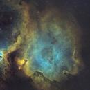 IC 1848 •The Soul Nebula in SHO,                                Douglas J Struble