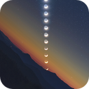 Moonlapse I : Sept 20,2020,                                Donnie Barnett